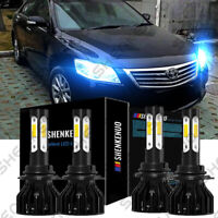 9012 LED Bulb for Ford Edge 2011-2014 Headlight High Low Beam 8000K 11000LM