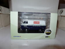 Oxford FDE009 1/43 Ford 400E Thames Van Lyons Maid Ice Cream