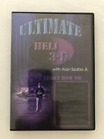 DVD - Ultimate Heli 3-D with Alan Szabo Jr.