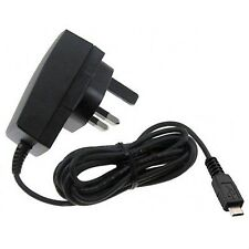 Micro USB Fast Mains Charger for Samsung, HTC, Kindle Fire, Sony & Others - 2M