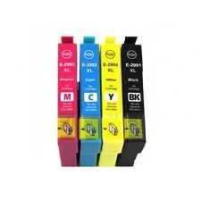 4 Cartouches compatible Epson 29XL série Fraise pack T2996 X 4 CARTOUCHES