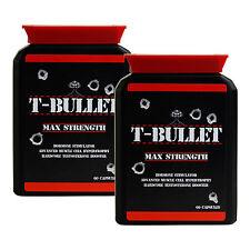 Genuino, originale T proiettili EXTREME Testosterone Booster-PRO anabolizzanti test x2