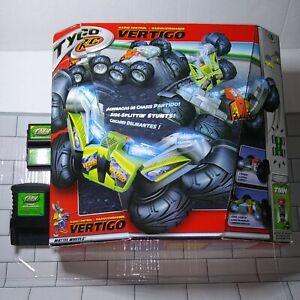 Tyco RC Vertigo Radio Controlled Stunt Racer Comes With Flex Pack Ready to Play