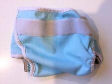 Aqua thirsties size medium diaper cover