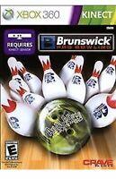 Brunswick Pro Bowling Xbox 360 Kids Kinect Game
