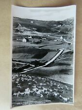 Vintage 1953 Bettyhill Winding Road and Hairpins Real Photo Postcard