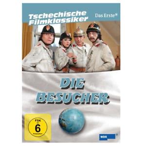 3 DVD ** DIE BESUCHER ** TSCHECHISCHE FILMKLASSIKER - SERIE / AMARAY NEUWERTIG