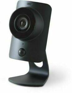 SimpliSafe SimpliCam Indoor HD Wi-Fi Security Camera w/ Outdoor Kit- Black