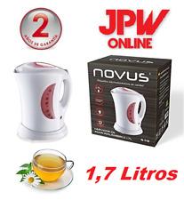 JPWonline - Hervidor agua inalámbrico 1,7 litros 2000W Apagado automático NOVUS