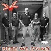 Cock Sparrer Here We Stand CD NEW SEALED 2007 Punk Oi! Skinhead