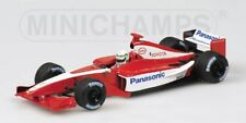MINICHAMPS TOYOTA F1 diecast model car M SALO & Alan McNISH 2001 & 2002 1:43rd