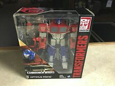 2016 Transformers Combiner Wars Voyager Class RED OPTIMUS PRIME Figure MIB - USA
