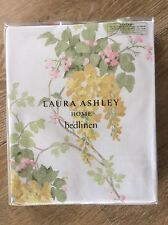 Laura Ashley Wisteria Camomile Bedset KING Duvet Cover & Pillowcases