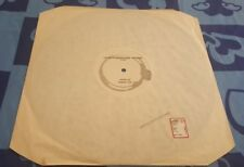 "Don't drink the water disco mix 12"" rare promo not for sale"