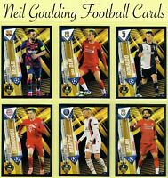 MATCH ATTAX 101 2019-2020 ☆ STICKER CARDS ☆ Football Cards #S1 to #S48