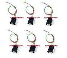 6xFuel Injector Wiring Harness Connector Kit for Datsun 280z Nissan 280zx Maxima