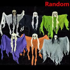 Halloween Props Supplies Skeleton Ghost Party Decoration Hanging Horror Ornament