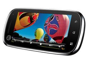 Unlocked Black Motorola XT800 3.7 inches WIFI Original 5.0MP Camera