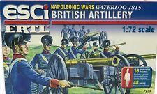 Esci - Britannique Artillerie (Napoléonienne Wars) - 1:72 - 233 - Empty box