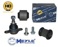 VW TRANSPORTER T5 MEYLE HD BALL JOINT & BUSHES LOWER SUSPENSION ARM REPAIR KIT