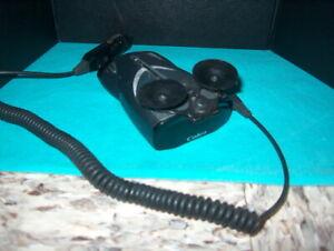 COBRA 14 BAND RADAR DETECTER WITH MOUN AND POWER CORD, MODEL # XRS 9445