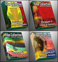 Reggae Ultimate Vibe Collection Loops Samples Ableton FL Studio Cubase Reason