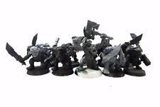 Warhammer 40k Space Orks Orko Slugga Boyz Mob (w3728)