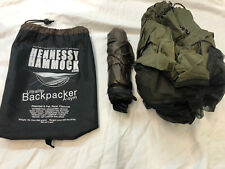 Hennessy Hammock Ultralite Backpacker A-sym
