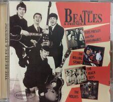 The Beatles & Friends CD, 2016, Elvis, Rolling Stones, Hollies, Beach Boys, New