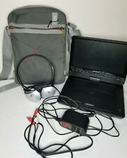 "Sony DVP-FX950 Portable DVD Player (9"") Swivel Screen, Headset, Charger, Case"