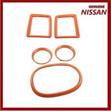 Genuine Nissan Micra (K13K) Orange Racing Interior Inserts New! KE6003H101OR