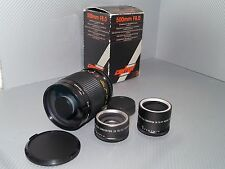 Nikon Digital Fit 500 mm 1000 mm 1500 mm Miroir Lentille D3200 D3300 D3400 D5200 D5300