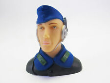 1/6 Scale Dummy Model Aircraft Pilot L70×W42×H70mm for RC Airplane Plane