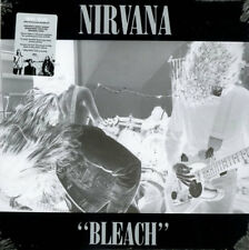 Nirvana Bleach 20th Anniversary 180g 2LP (Black Vinyl) NEW