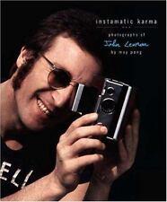 Instamatic Karma : Photographs of John Lennon by May Pang (2008, Hardcover)