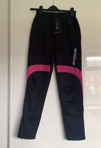 MYSENLAN Womens Cycling Performance Activewear Trousers Size Medium BNWT