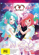 AKB0048: The Complete Series - Boxset  - DVD - NEW Region 4