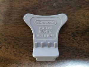 Nintendo 64 Official Jumper + Expansion Pak Removal Tool Model No. NUS-012 MINT