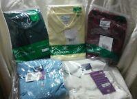 School Uniform Polo Shirt XL Youth LS- DICKIES & CLASSROOM