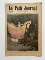 Supplément Illustré Le Petit Journal 2/12/1893, N°158, A L OLYMPIA