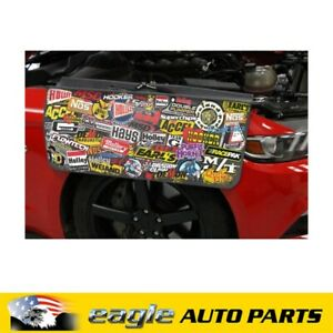 HOLLEY FENDER COVER STICKER BOMB # HO36-445
