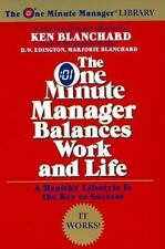 The One Minute Manager Balances Work and Life