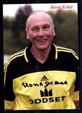 Horst Eckel DFB Weltmeister 1954 Autogrammkarte Original Signiert+A 87972