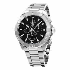 TAG Heuer Stainless Steel Wristwatches