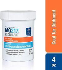 MG217 Multi-Symptom Extra Strength Psoriasis Treatment Ointment 4oz (113.4g)