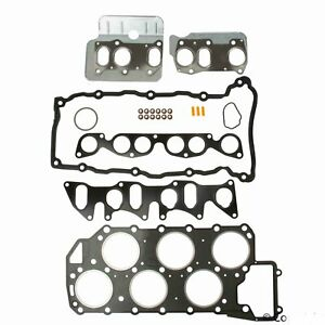 ELRING HEAD GASKET SET WITH BOLTS VW CORRADO GOLF MK3 PASSAT 35i 2.8 & 2.9 VR6