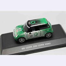 1:43 Car Model 80003 MINI COOPER JOHN COOPER WORKS - OPAL