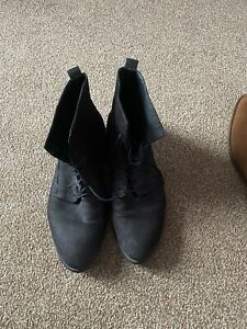 Mens Zara Boots Size 44 (EU Sizing)