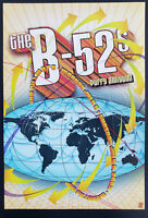 B-52s Concert Poster 2002 F-529 Fillmore