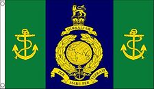ASSAULT SQUADRON ROYAL MARINES 5x3 FLAG 150 x 90 flags ROYAL NAVY ARMED FORCES
